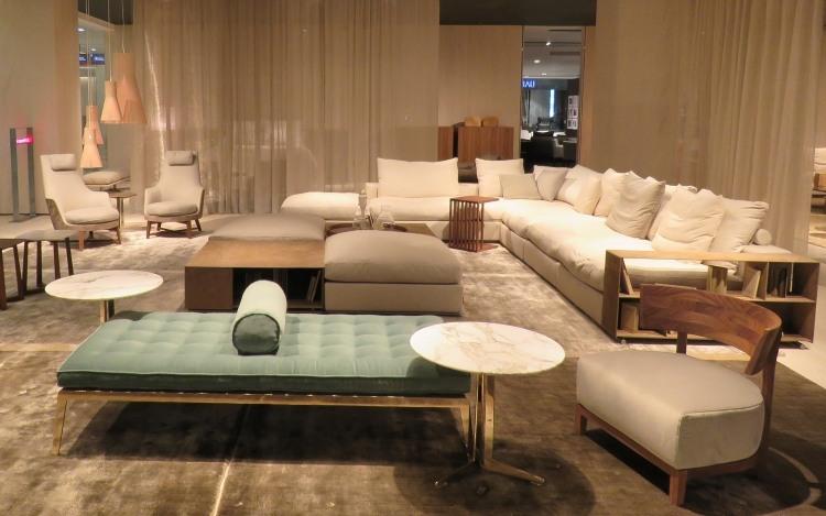 ... Wohnzimmer Modern Einrichten   22 Designermöbel   Italienische  Designermobel Minimalistischer Ausfuhrung ...