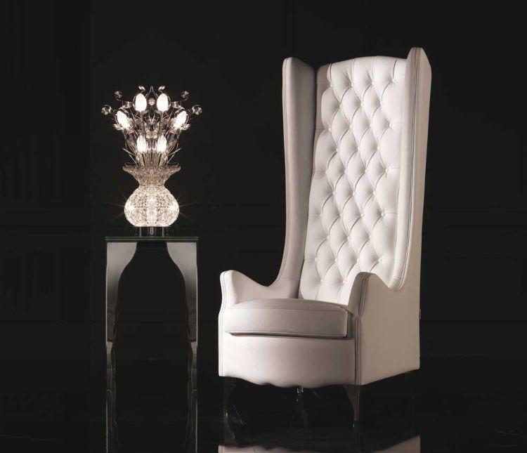 Designer Moebel Weiss Baxter - Design