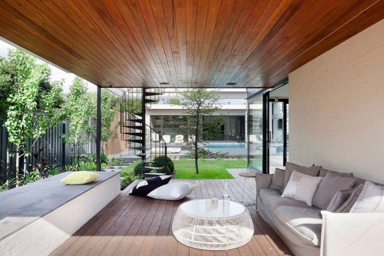 terrasse-aus-holz-gestalten-gemutlichen-ausenbereich-81. entspann ... - Terrasse Aus Holz Gestalten Gemutlichen Ausenbereich