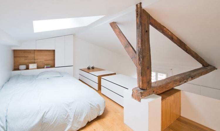 Kleine Wohnung einrichten - 6 clevere Wohnideen für 30 Qm - schlafzimmer 14 qm einrichten