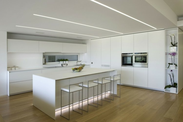 Licht Kücheninsel