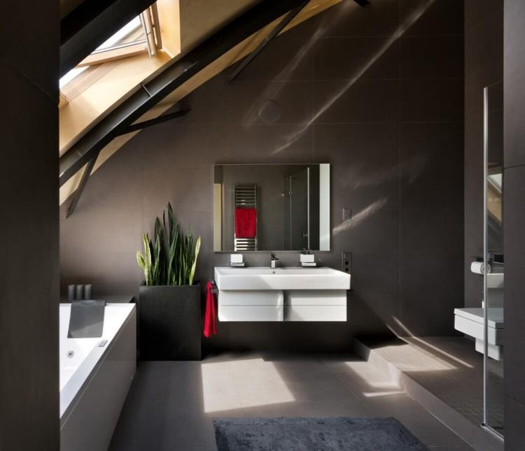 Badezimmer-dachschr-amp-auml-ge-29 sanviro schlafzimmerschrank - badezimmer dachschr amp auml ge