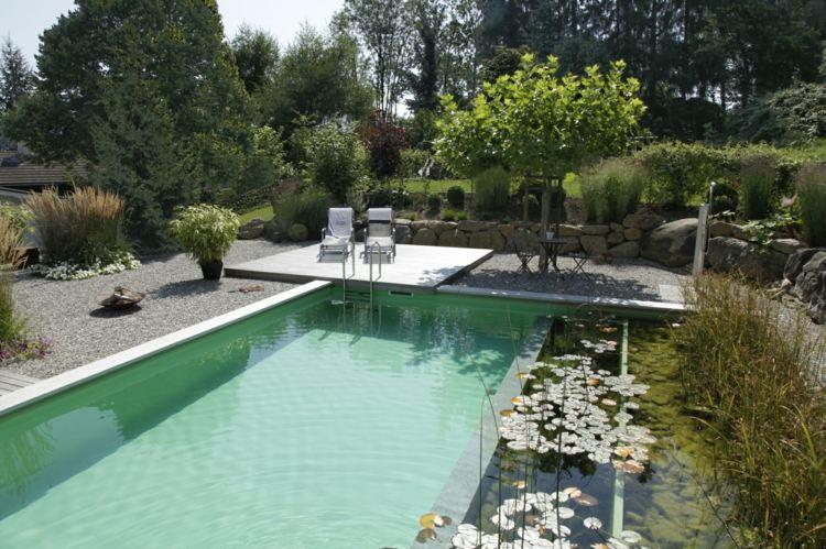 ... Garten Anlegen Mit Pool Garten Gestalten Mit Pool Die Besten Pool Im ...