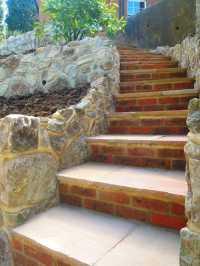 Gartentreppe selber bauen - 47 Gestaltungsideen und Tipps