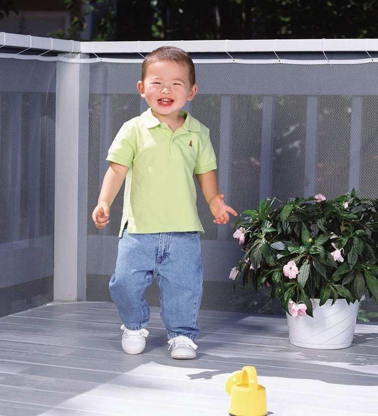 Balkon Kindersicher Gestalten   Tipps Für Die Kindersicherung   Kueche  Kindersicher Machen Tipps