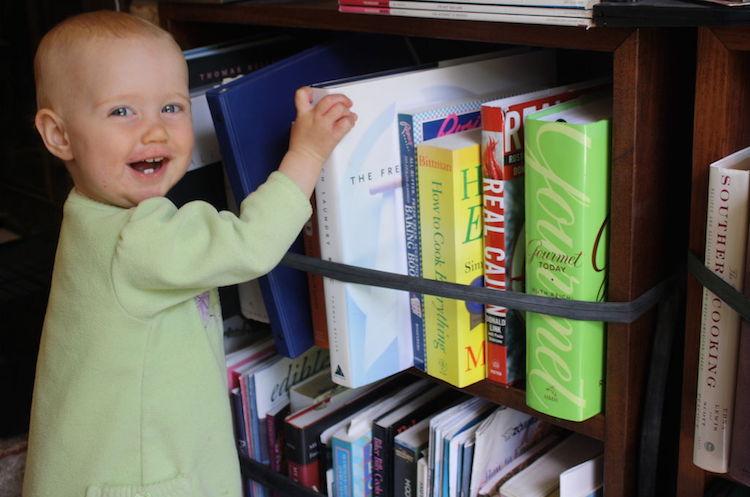Kindersicherung im Haushalt selber machen - 15 DIY Ideen - kueche kindersicher machen tipps