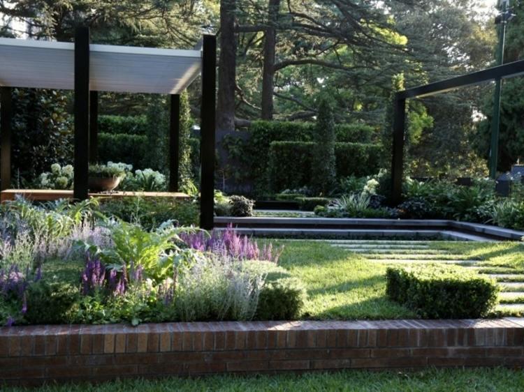 Garten und Landschaftsbau - Moderne \ natürliche Design Ideen - garten und landschaftsbau