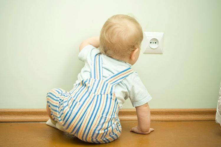 Küche kindersicher machen - Tipps für einfache Kindersicherung - kueche kindersicher machen tipps