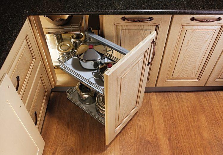 Stunning Eckschrank Für Küche Ideas - House Design Ideas - eckschrank kueche einrichtung ideen