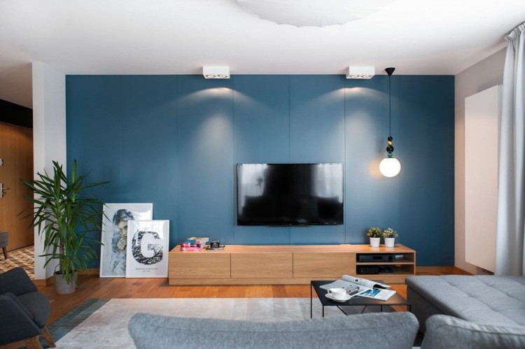 farbe grau holz moderne wohnung ~ innenarchitektur und möbel ideen ... - Farbe Grau Holz Moderne Wohnung