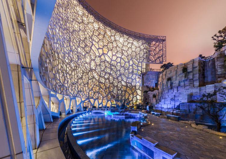 Meisterwerk der modernen Architektur - Naturhistorisches Museum - designer stuhl dekonstruktivismus betula