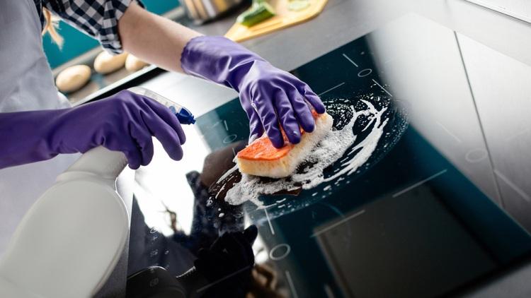 Ceranfeld reinigen - hilfreiche Tipps zur einfache Reinigung - k che putzen tipps