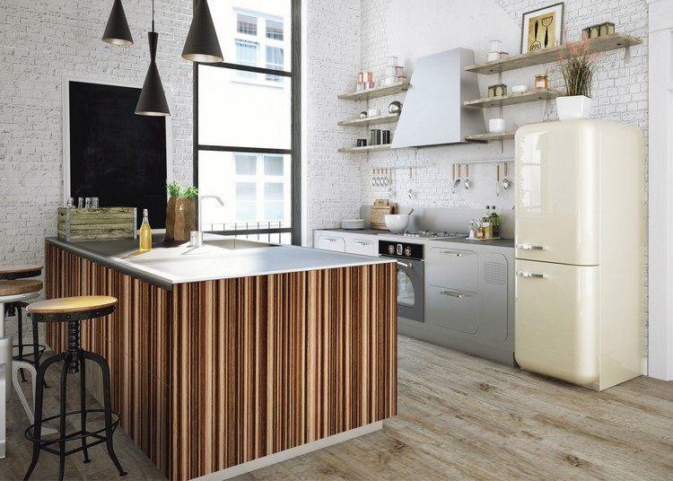 Küchenfronten Neu Gestalten | Küchengestaltung Mit Farbe - Bunte ...