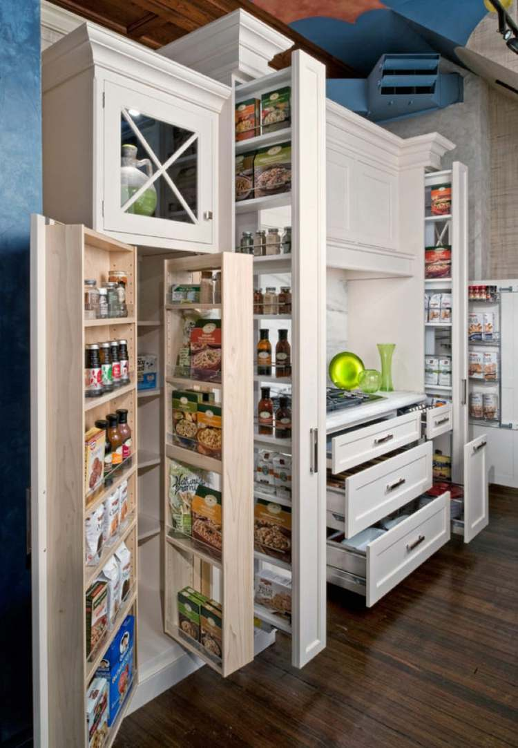 Apothekerschrank In Küche