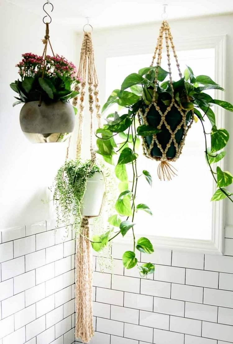 Pflanze Badezimmer Dunkel | Dunkles Badezimmer