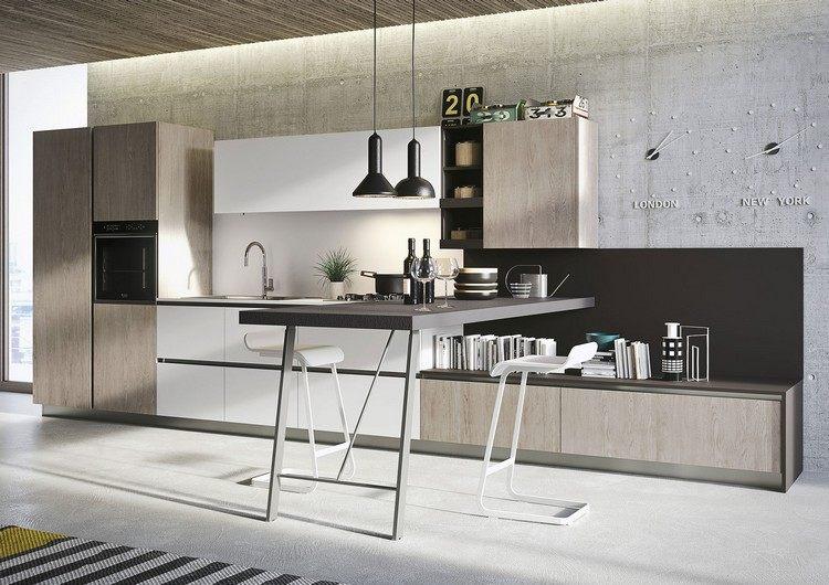 Moderne Einbauküchen Mit Zeitloser Ästhetik Von Snaidero   Moderne  Einbaukuechen Design Zeitlos