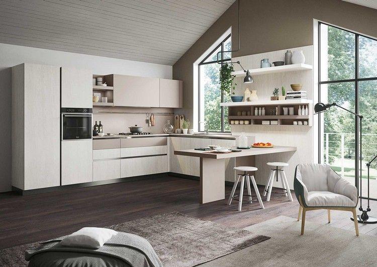 Schön Moderne Einbauküchen Mit Zeitloser Ästhetik Von Snaidero   Moderne  Einbaukuechen Design Zeitlos