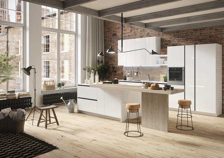 20 Moderne Kuchen Design Ideen Vom Innovativen Kuchenstudio    Minimalistische Weise Kuche 20 Designs