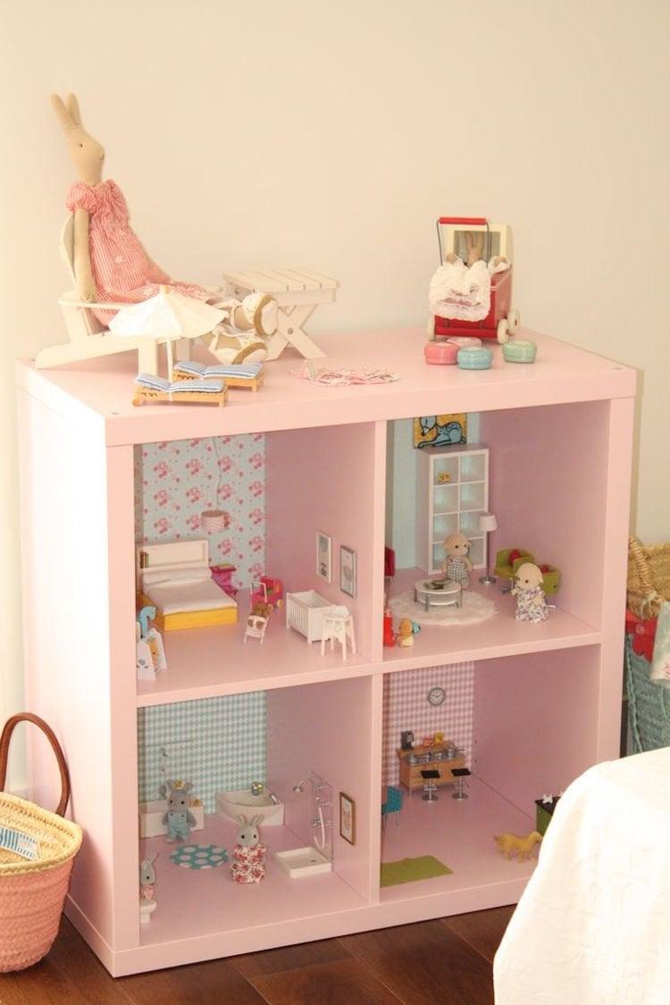 Puppenhaus Kuche Selber Bauen 2 In 1 Puppenhaus Selber Bauen Ikea