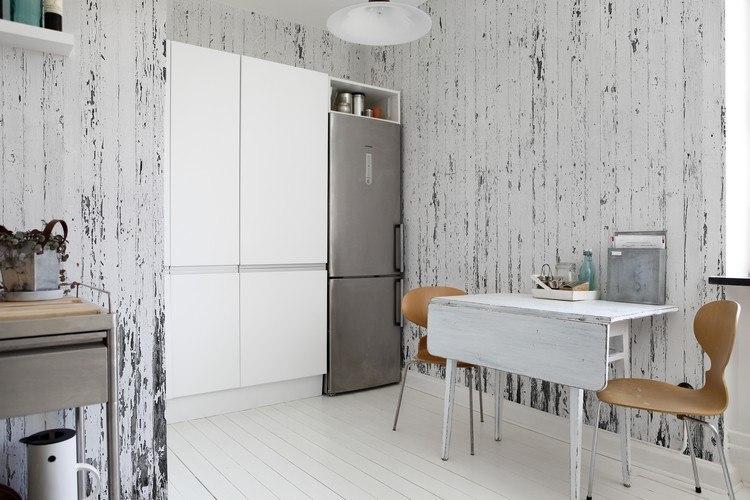 Wunderbare Inspiration Küchen Tapeten Abwaschbar Und Sehr ...