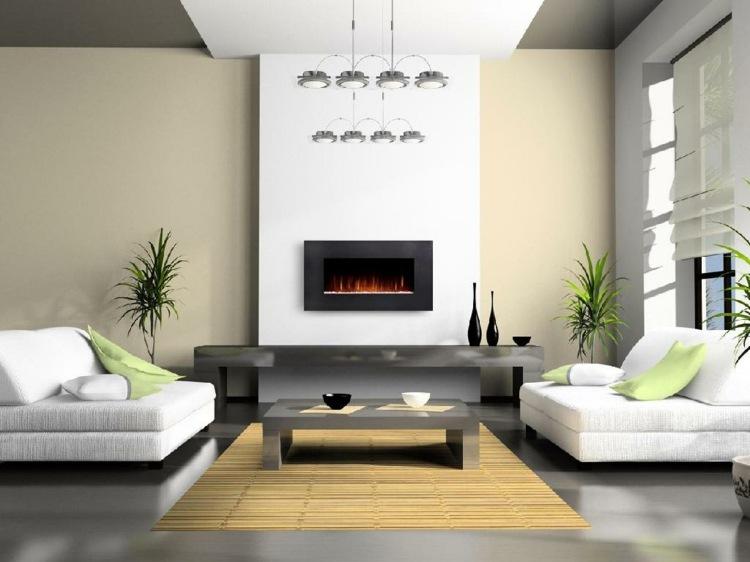 Wohnzimmer ohne Fernseher einrichten - Ideen für die Raumgestaltung - raumgestaltung ideen