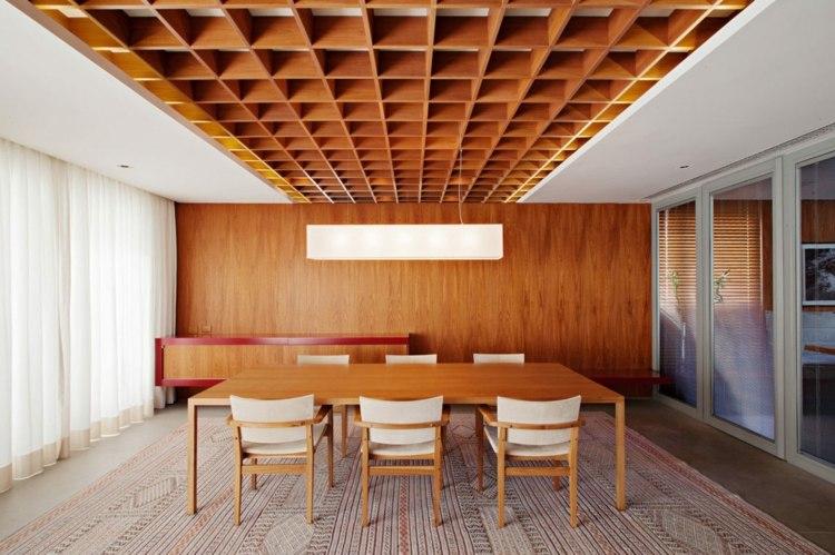 Holz Decke Moderne Einrichtung Ideen - mystical.brandforesight.co