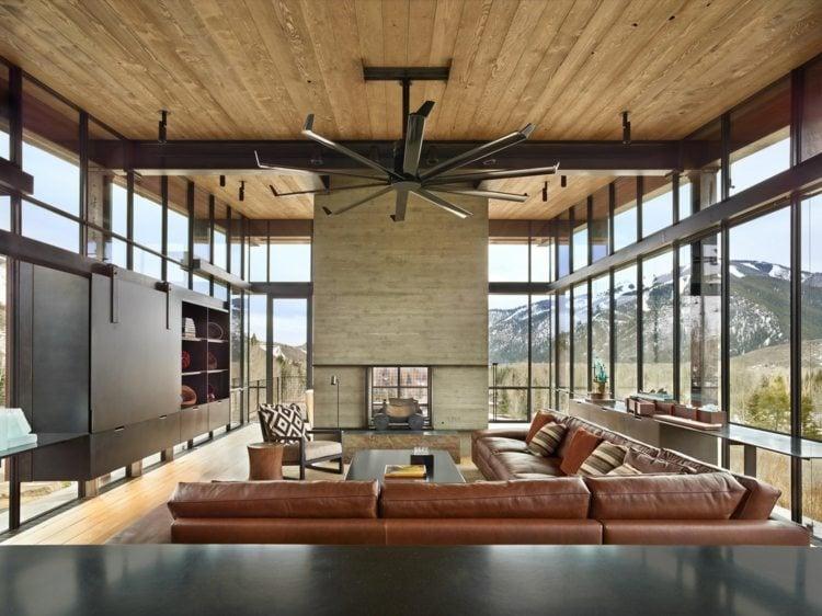 Wohnzimmer Lampe Industrial Style | Wohnzimmer: 7 Ideen Für Den ...