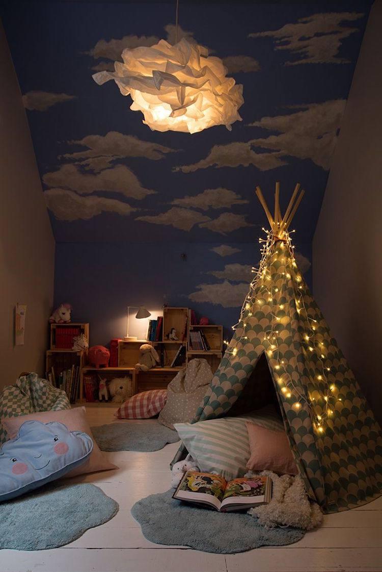 Beleuchtung Kinderzimmer Beleuchtung Im Kinderzimmer 30 Tipps
