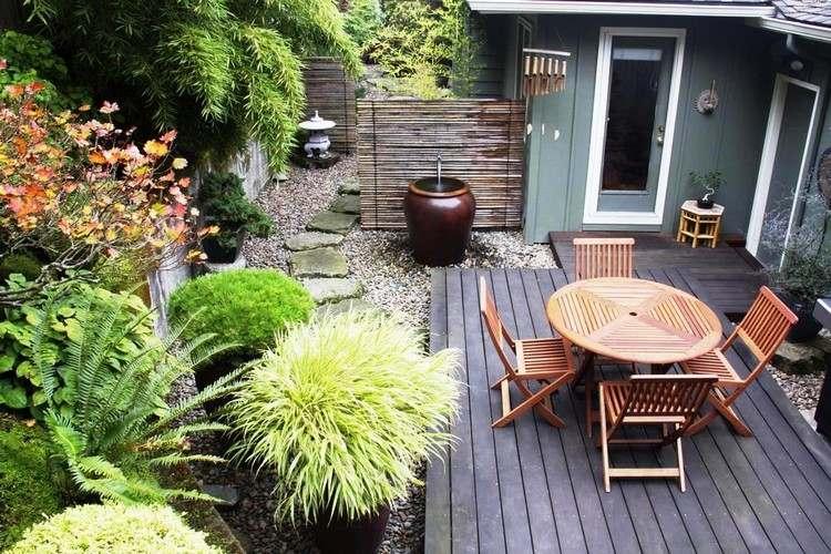 Garten ohne Rasen gestalten - 20 Ideen und Alternativen zur - garten gestalten bilder