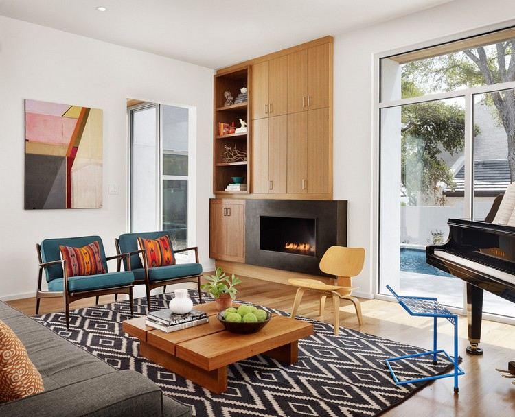 Dekoration für Wohnzimmer - Schöne Ideen und wertvolle Deko-Tipps - dekoration wohnzimmer bilder