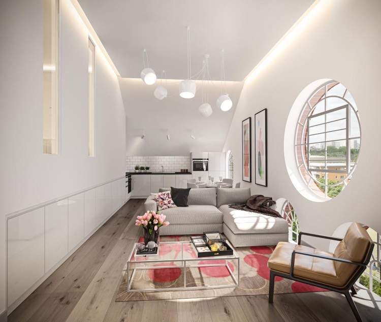 Wohnzimmer Lampe Hängend Led | Doppelmülleimer | Hause Deko Ideen