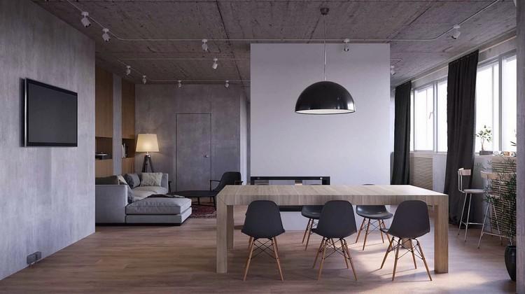 uncategorized  kühles einrichtung esszimmer wohnzimmer ebenfalls - schwarz im esszimmer ideen einrichtung