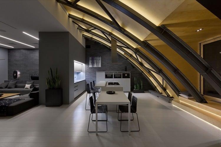 Designer Schreibtisch Integrierte Leuchte Roel Huisman Haus . Tipps ...