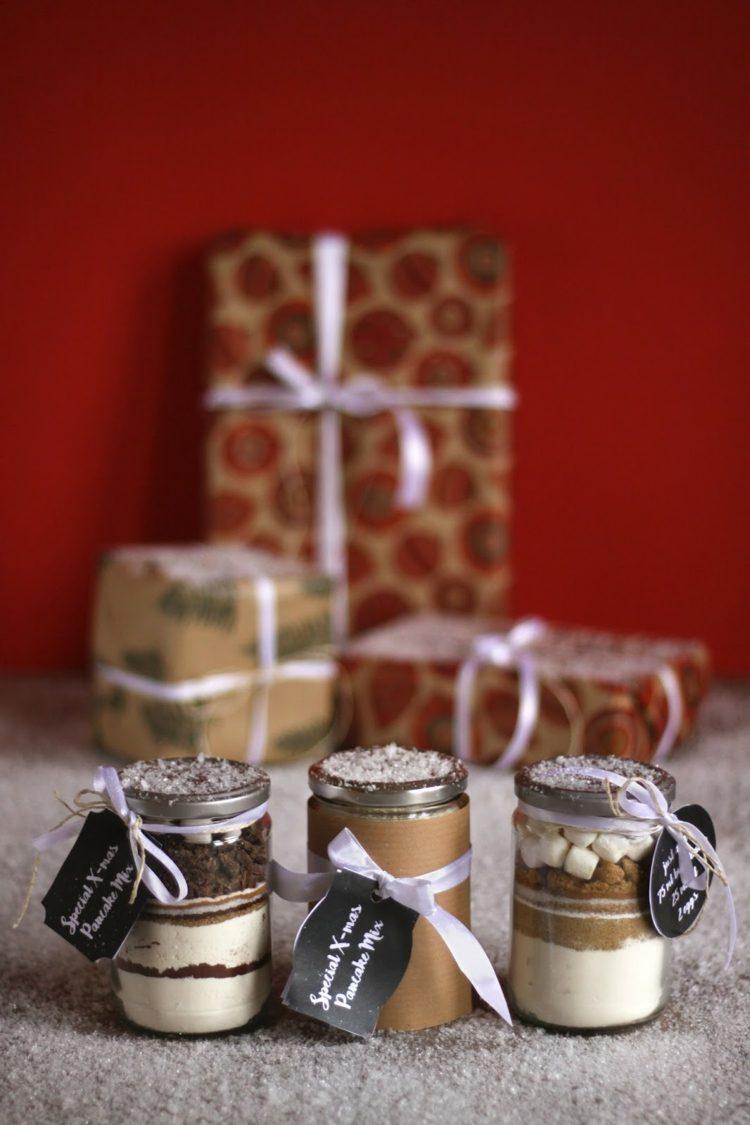 Backmischung Im Glas Brot Löbke Backmischung Weihnachtskuchen