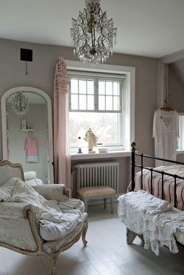 Schlafzimmer Ideen Shabby Chic