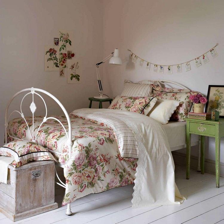 Shabby Chic Schlafzimmer einrichten - Tipps und Ideen als Inspiration - ideen schlafzimmer