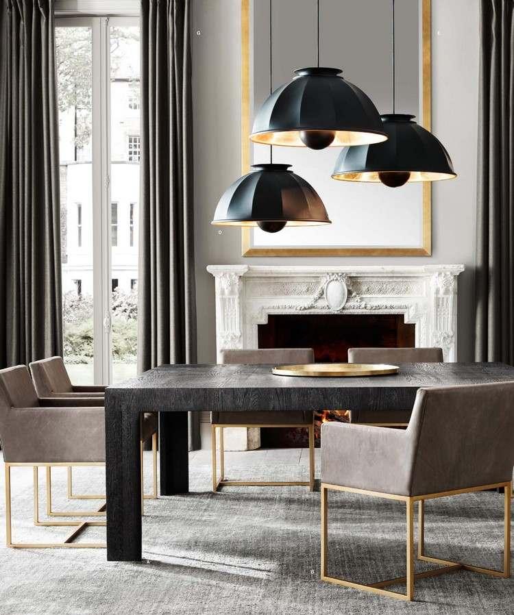 Moderne Esszimmer Einrichtung Moebel Ideen - Design