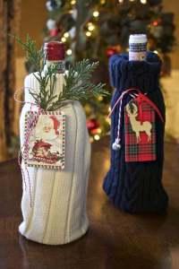 Was kann man als Mitbringsel zu Weihnachten schenken?