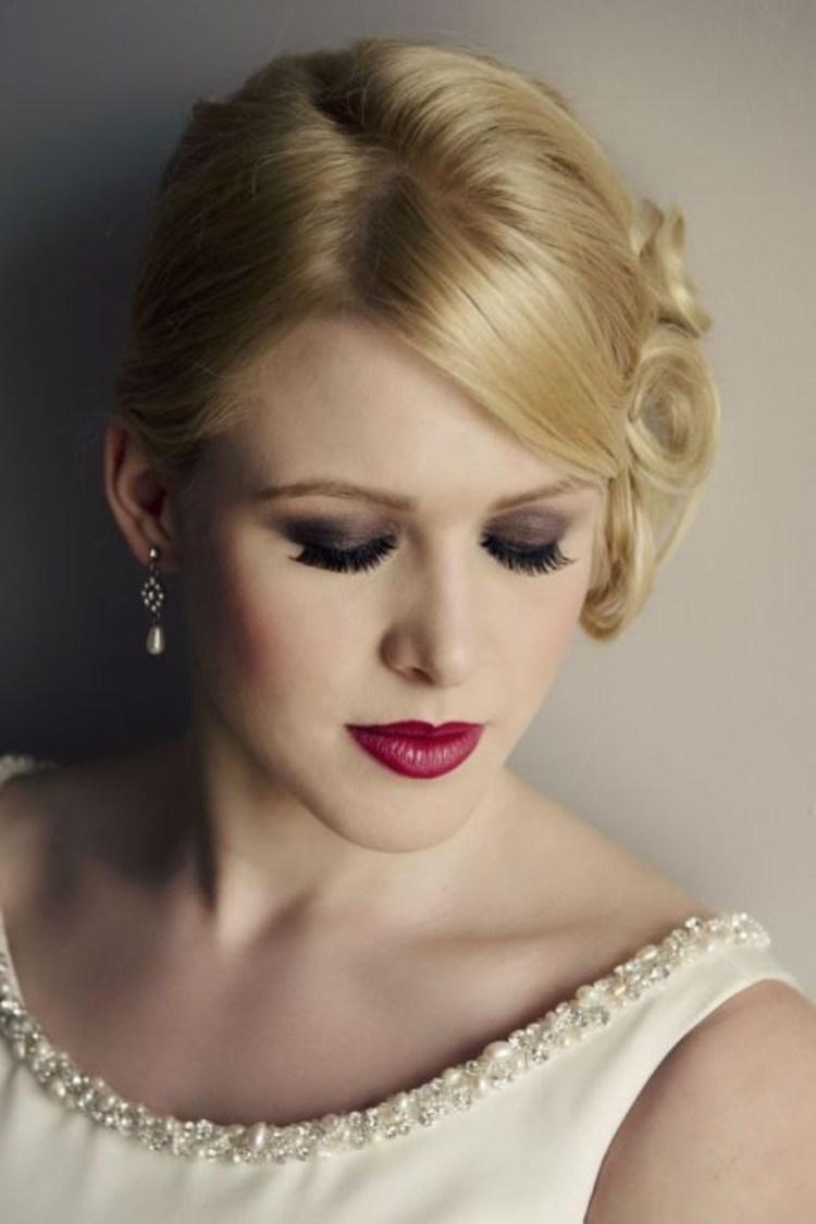 Hochzeits Make Up Braune Augen Braut Make Up Profi Tricks