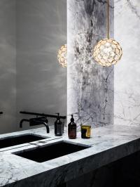 Schwarze Badezimmer Armaturen wirken modern, luxuris und ...