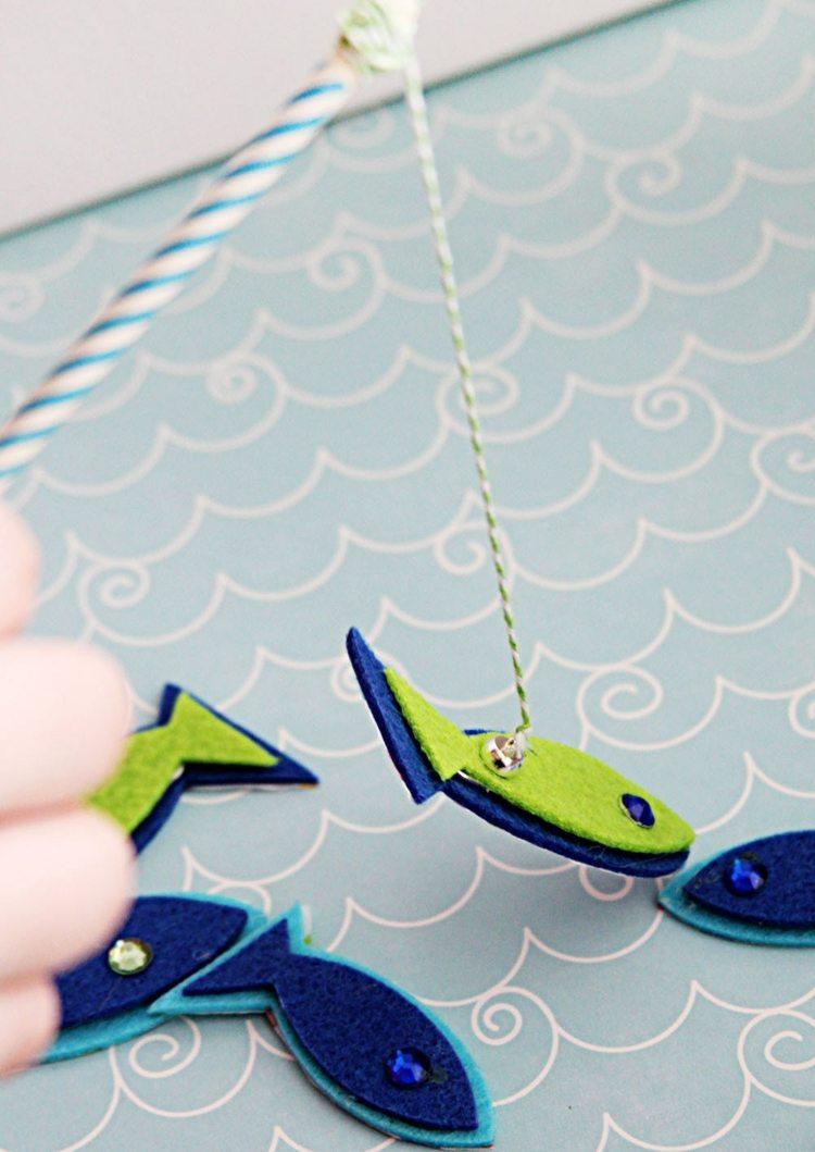 Geldgeschenke Basteln Fisch Geldscheine Falten Fisch