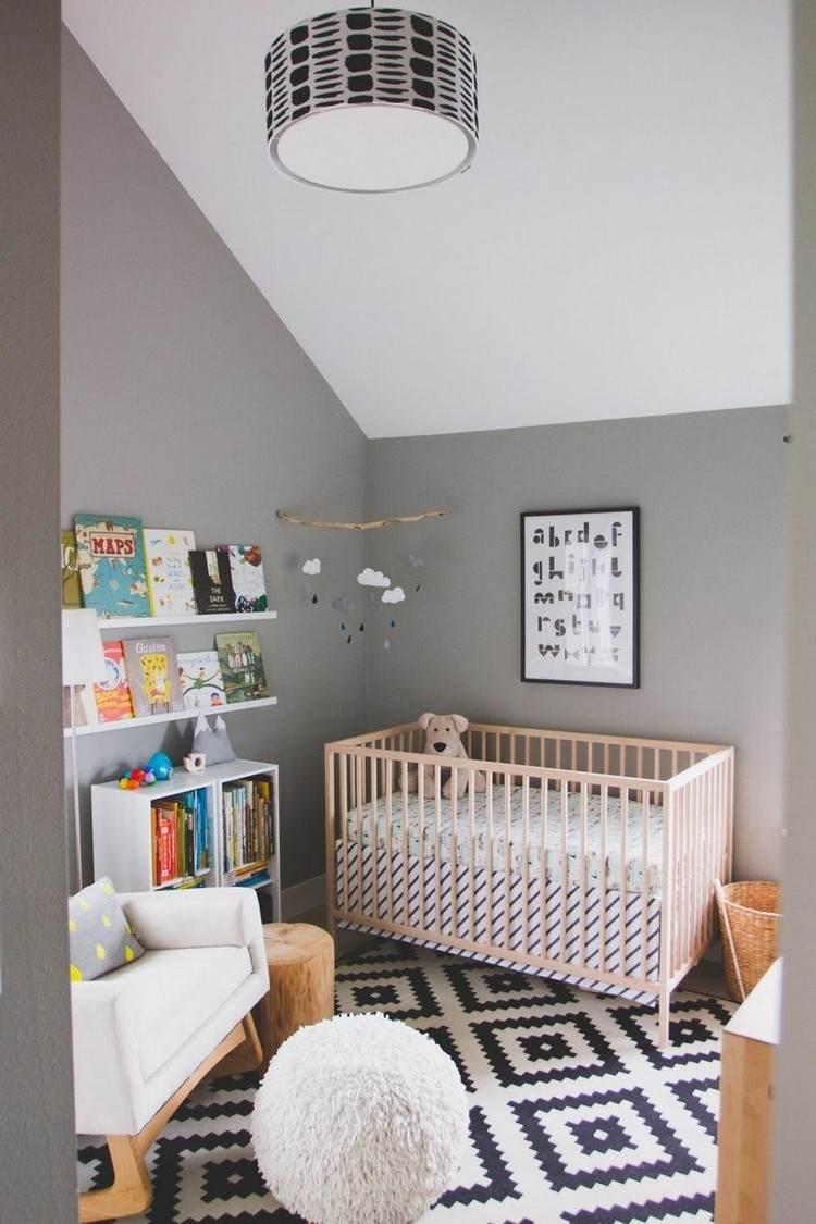 Babyzimmer Gestalten Grau | Babyzimmer Gestalten Waende Elegant ...