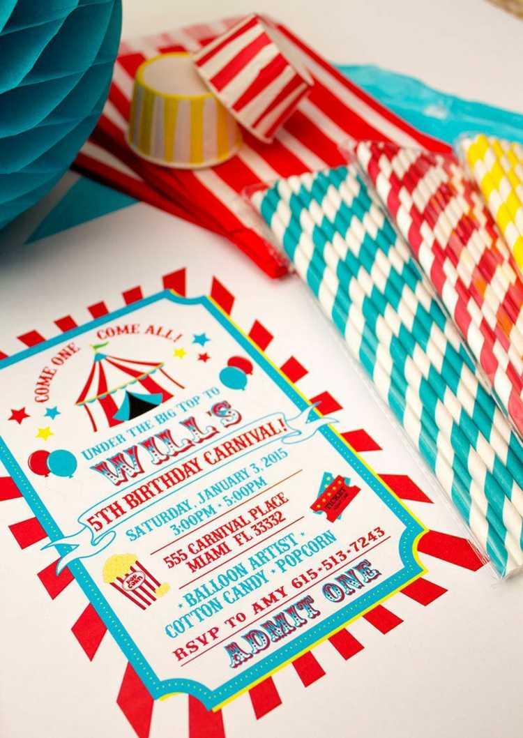 Deko Ideen Zirkus Feste Locations Freizeitagentur Afunti