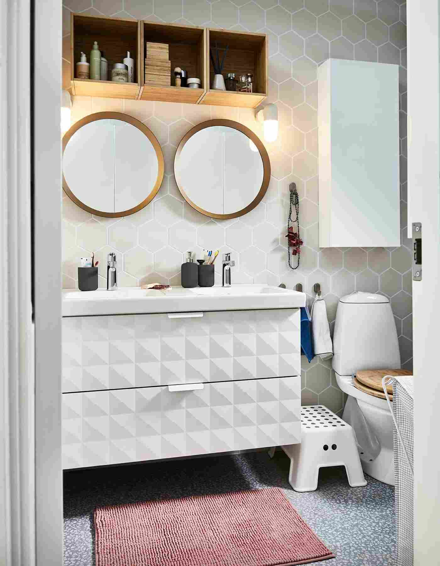Ikea Bathroom Ideas For Small Spaces 12 Functional And Inspiring Bathroom Designs From The New Catalog 2020 Decor Object Your Daily Dose Of Best Home Decorating Ideas Interior Design Inspiration
