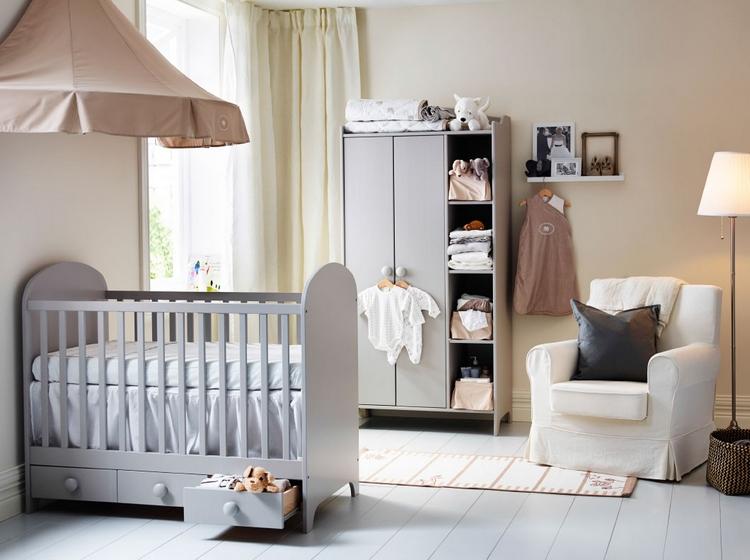 102 idées originales pour votre chambre de bébé moderne