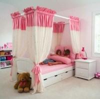 Ides pour la chambre de petite fille - mobilier princesse