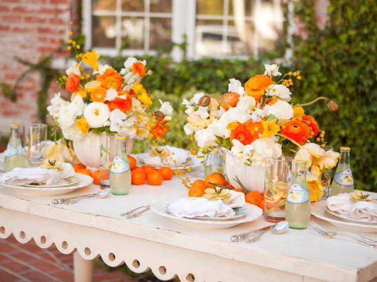 105 Idees Pour Faire Votre Propre Deco Florale De Table