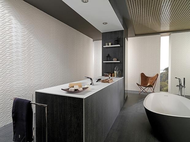 design-salle-bain-moderne-style-graphique-enduit-déco-en-reliefjpeg - enduit salle de bain