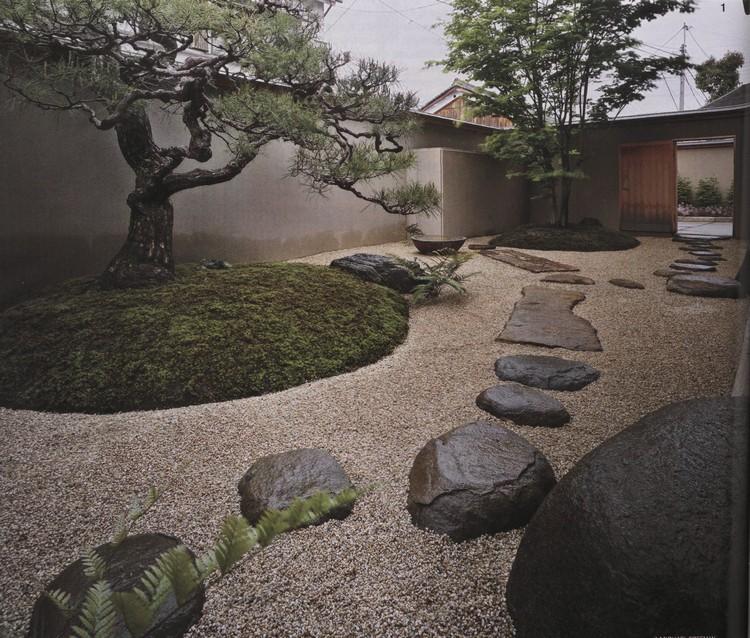 Bassin De Jardin Design Zen