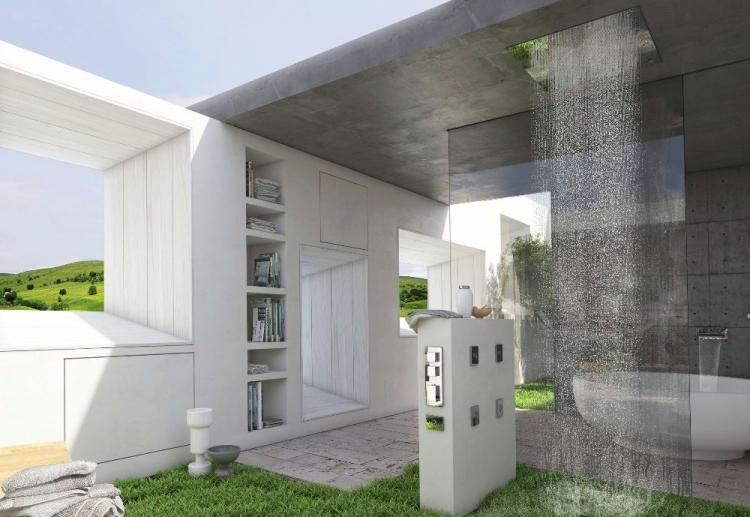 25 idées douche à l\u0027italienne pour une salle de bain moderne